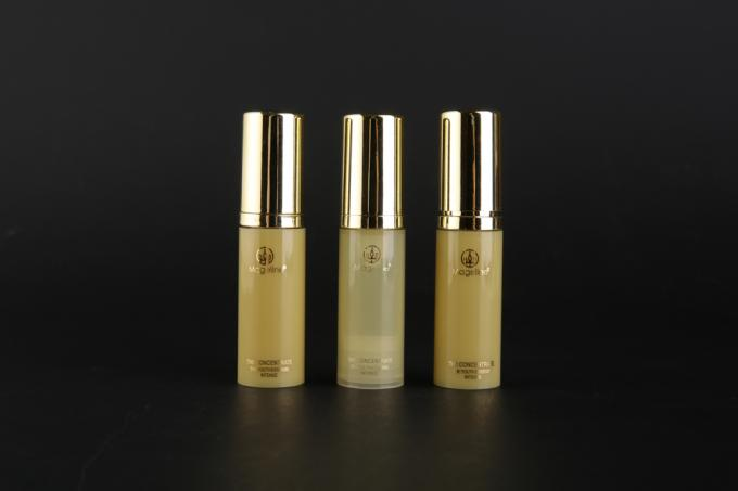 5ml Trial Gift Small Airless Mini Cosmetic Containers Packaging