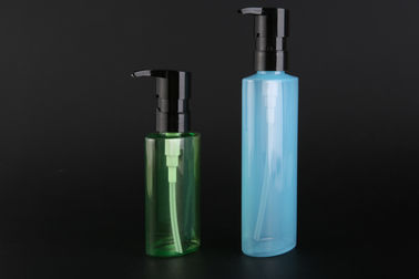 Flat PET Makeup Remover Pump Bottle Adjust The Orientation150ml