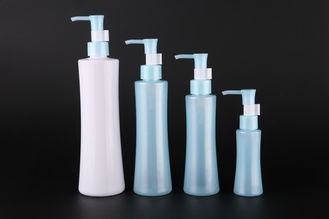 Oil PET Pump Head Makeup Remover Bottle 60ml 100ml 150ml 200ml For Household Products