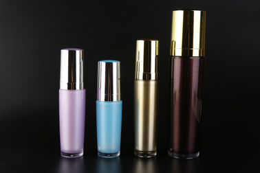 China UKLB47 High quality factory supply Acrylic cosmetic bottle 15ml-30ml-50ml-120ml supplier