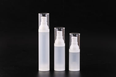 China Promotional High Fashion PP Airless Pump Bottles For Eye Cream 30ml-50ml-80ml UKA15 factory