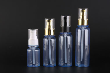 China UKLB39  Makeup Pump Bottle For Men Facial Cleanser PET Cosmetic PUMP Bottle 60ml-100ml-120ml-150ml factory